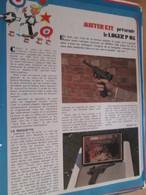 Page Issue De SPIROU Années 70 / MISTER KIT Présente : LE LUGER P08 De LS 1/1e - Magazines