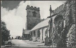 Parish Church, Heswall, Cheshire, C.1920s - Postcard - England