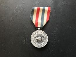 Medaille Des Cheminots 1945 Dit Medaille D'Honneur Des Chemins De Fer - France