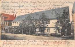 ELGERSBURG GERMANY~HÔTEL U. PENSION SCHRÄDER POSTCARD 33213 - Elgersburg