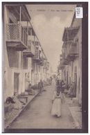 ALGERIE - BISKRA - RUE DES OULED NAÏLS - TB - Biskra