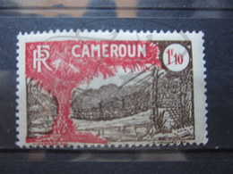 VEND BEAU TIMBRE DU CAMEROUN N° 144 , XX !!! - Kameroen (1915-1959)