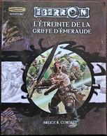 DUNGEONS & DRAGONS 3.5 - Eberron - L'étreinte De La Griffe D'émeraude - Dungeons & Dragons