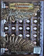 DUNGEONS & DRAGONS 3.5 - Les Chapitres Sacrés - Donjons & Dragons