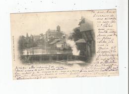 SAINT PALAIS (B P) 32 BORDS DE LA BIDOUZE 1900 - Saint Palais