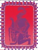 MEXIQUE--PALENQUE--CHIAPA--escriba--voir 2 Scans - Mexique