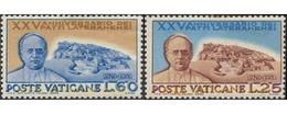 Ref. 128403 * MNH * - VATICAN. 1954. 25th ANNIVERSARY OF THE LATERAN PACTS . 25 ANIVERSARIO DE LOS ACUERDOS DE LATRAN - Persönlichkeiten