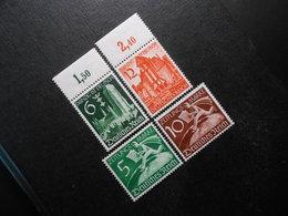 D.R.Mi 714-715 Satz/Z 738-Z 739**MNH - 1939 - Mi 11,00 € - Germany