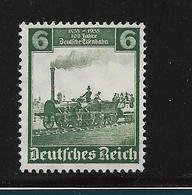 III-Mi.Nr.580**/ (1935) Adler, Lokomotive - Nuevos