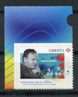 Canada, 2007, International Year Of Chemistry, United Nations, MNH, Michel 2766 - Non Classés