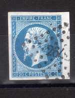 N° 14A Bdf PC - 1853-1860 Napoleon III