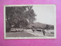 CPA 03 VICHY NOUVEAU PARC ET COTE SAINT AMAND - Vichy