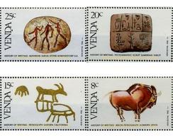 Ref. 294756 * MNH * - VENDA. 1982. HISTORY OF WRITING . HISTORIA DE LA ESCRITURA - Venda