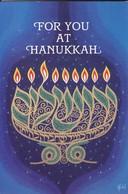 JUDAISME---FOR YOU AT HANUKKAH By MICHEL--voir 3 Scans - Judaisme