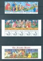 PALAU  -  MNH/** - 1988 1991 1992 - CHRISTMAS - Yv 224-228 440-444 529-533  -  Lot 17748 - Palau