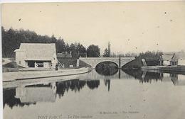 14, Calvados, PONT-FARCY, La Vire Canalisée, Scan Recto-verso - Other Municipalities