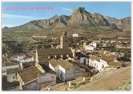 SPAIN - POLOP DE LA MARINA ( Alicante )  - Vista Desde El Cementerio - Espagne