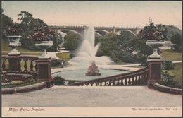 Miller Park, Preston, Lancashire, C.1905-10 - Woodbury Series Postcard - England