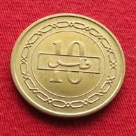 Bahrain 10 Fils 1992 KM# 17 Bahrein Barem - Bahrain