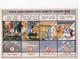26 - PUBLICITE - Films Et Plaques GEVAERT - Advertising
