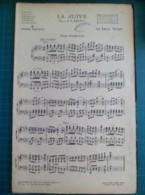 Partition: La Juive, Opéra De F.HALEVY,2e Grande Fantaisie Pour Piano Conducteur Par Emile TAVAN - Musique & Instruments