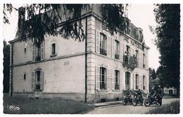 CPA : Gendarmerie De LAMARCHE - Vosges - Motards , Gendarmes à Moto - Polizia – Gendarmeria