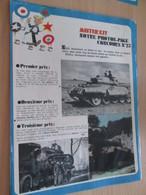 Page Issue De SPIROU Années 70 / MISTER KIT Présente : NOTRE PHOTOS-PAGE CONCOURS N°25 - Revues