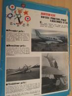 Page Issue De SPIROU Années 70 / MISTER KIT Présente : NOTRE PHOTOS-PAGE CONCOURS N°38 - Revues