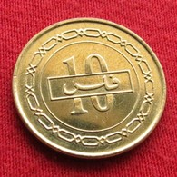 Bahrain 10 Fils 2008 KM# 28  Bahrein Barem - Bahrain