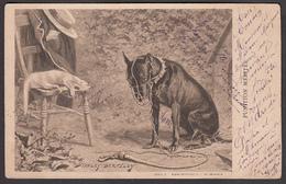Illustrateur Stanley Berkeley - Punition Méritée - Autres Illustrateurs