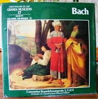 TITRE : 33 TOURS N° 17 VINYLE GRANDS MUSICIENS BACH 1 LIVRE-1 DISQUE 1990 NEUF FERMETURE MAGASIN - NOTRE SITE Serbon63 - Classical