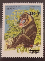 BENIN 1995 2000 -  MICHEL 1254 - APES APE MONKEYS MONKEY SINGES SINGE BABOON BABOONS   - RARE MNH - Apen