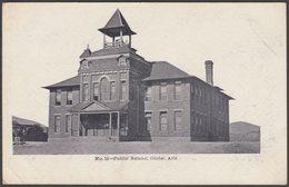 Public School, Globe, Arizona, C.1905 - U/B Postcard - United States