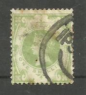 Grande-Bretagne N°103 Cote 55 Euros - Used Stamps