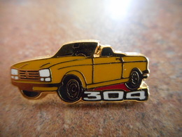 A010 -- Pin's 304 - Peugeot