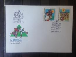 PORTUGAL  MADERE - Enveloppe 1er Jour - Série Costumes - 1910-... République