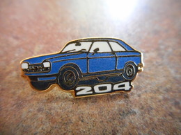 A010 -- Pin's 204 - Peugeot