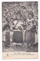 Viêt Nam Tonkin N°842 Région De Laokay Tribu De La Frontière Du Yunnam Femmes Méo Blanc Collec Dieulefils Hanoï - Viêt-Nam