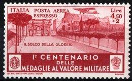 ITALIA, ITALY,REGNO, ESPRESSO AEREO, MEDAGLIE VALOR MILITARE, 1934, NUOVO (MLH*) Michel 513   Scott CE9 - 1900-44 Victor Emmanuel III