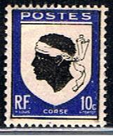 2F 813 // Y&T 755 // 1946 - Francia