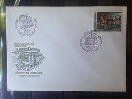 PORTUGAL  MADERE - Enveloppe 1er Jour - Europa 82 - 1910-... République
