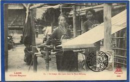 CPA Laos Types Asie Métier Non Circulée RAQUEZ - Laos