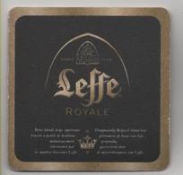 Alt1043 Leffe Royale   Sottoboccale Birra - Beer Mats - Sous-bocks - Bierdeckel - Portavasos - Coaster - Sotto-boccale