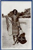 CPA ERYTHREE Eritréa Ethnic Afrique Noire Types Nu Féminin Femme Nue Non Circulé - Eritrea