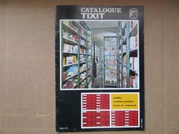 Catalogue Tixit - Vieux Papiers