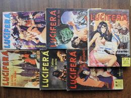 Lucifera. Lot De 11 BD Adultes - Books, Magazines, Comics
