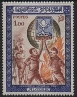 Algeria/Algérie - 1967 Boys-Scout -Pfadfinder- Boy Scouts-Esploratori  (Baden-Powell/Jamboree)** - Algeria (1962-...)