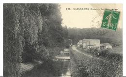 ~  JP  ~  27   ~   GLISOLLES       ~   Les  Cascades   ~ - Francia