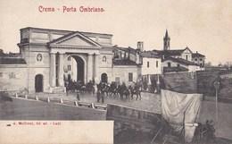 CREMA  Porta Ombriano Dos Simple - Italy