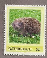 Österreich - Personalisierte Marke - Igel (Erinaceus Europaeus) - Briefmarken